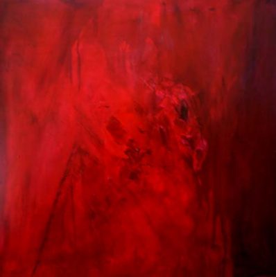 """""""Deep Contemplation"""" by Delcia McNeil"""